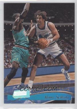 1997-98 Topps Stadium Club - [Base] - First Day Issue #79 - Rony Seikaly