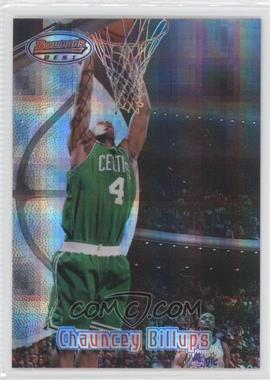 1997-98 Topps Stadium Club - Bowman's Best Previews - Atomic Refractor #BBP12 - Chauncey Billups