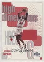 Michael Jordan #/2,000