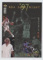 Michael Jordan, John Stockton, Dennis Rodman, Karl Malone [Good to VG…