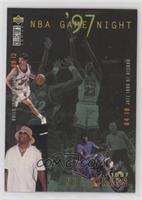 Michael Jordan, John Stockton, Dennis Rodman, Karl Malone [NoneEXto…