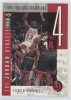 Michael Jordan #/23,000