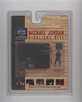 Michael Jordan (A Spectacular Move)