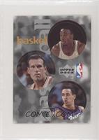 LaPhonso Ellis, Dan Majerle, Doug Christie