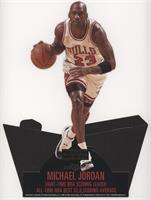 Michael Jordan (All-Time NBA Best 32.0 Scoring Average)