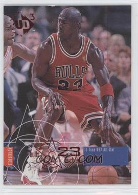 1997-98 Upper Deck UD3 - [Base] #23 - Michael Jordan