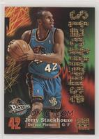 Jerry Stackhouse [EX to NM] #/50