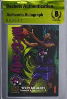 Tracy McGrady [BAS Certified BAS Encased]