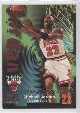 1997-98 Z-Force - [Base] #23 - Michael Jordan