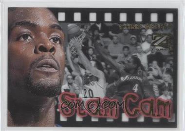 1997-98 Z-Force - Slam Cam #12SC - Chris Webber