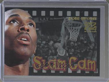 1997-98 Z-Force - Slam Cam #1SC - Kobe Bryant