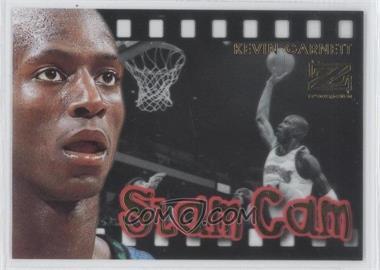 1997-98 Z-Force - Slam Cam #4SC - Kevin Garnett