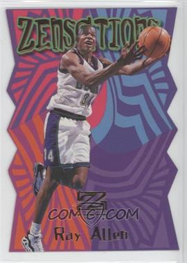 1997-98 Z-Force - Zensations #1ZN - Ray Allen
