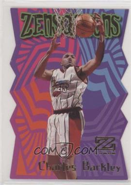 1997-98 Z-Force - Zensations #3ZN - Charles Barkley [EXtoNM]