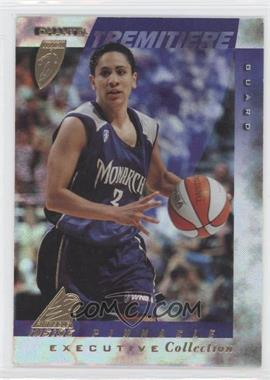 1997 Pinnacle Inside WNBA - [Base] - Executive Collection #21 - Chantel Tremitiere