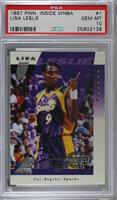 Lisa Leslie [PSA 10 GEM MT]