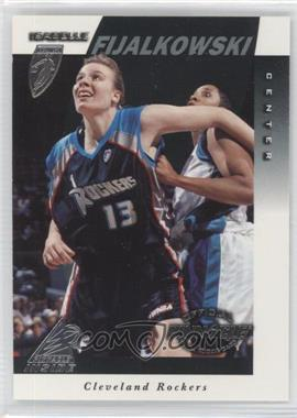 1997 Pinnacle Inside WNBA - [Base] #43 - Isabelle Fijalkowski