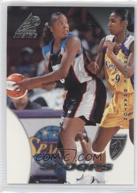 1997 Pinnacle Inside WNBA - [Base] #61 - La'Shawn Brown