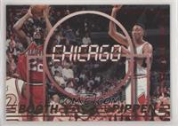 Keith Booth, Scottie Pippen