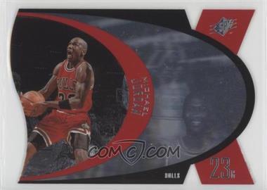 1997 SPx - [Base] - Sample #SPX5 - Michael Jordan