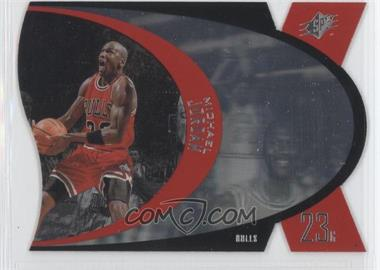 1997 SPx - [Base] - Sample #SPX5 - Michael Jordan