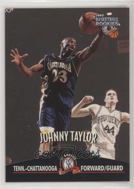 1997 Score Board Rookies - [Base] #49 - Johnny Taylor