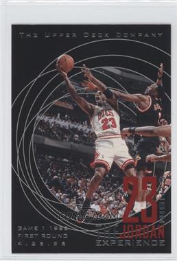 1997 Upper Deck 23 Nights The Jordan Experience - [Base] #11 - Michael Jordan
