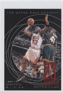 1997 Upper Deck 23 Nights The Jordan Experience - [Base] #23 - Michael Jordan