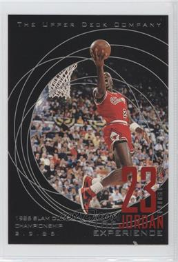 1997 Upper Deck 23 Nights The Jordan Experience - [Base] #3 - Michael Jordan