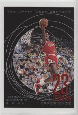 1997 Upper Deck 23 Nights The Jordan Experience - [Base] #3 - Michael Jordan