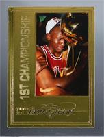 Michael Jordan (1st Championship) #/10,000