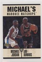Michael Jordan, Joe Dumars [NearMint‑Mint]