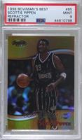 Scottie Pippen [PSA 9 MINT] #/400