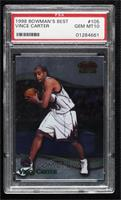 Vince Carter [PSA 10 GEM MT]
