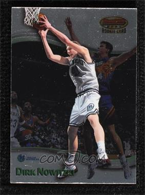 1998-99 Bowman's Best - [Base] #109 - Dirk Nowitzki