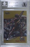 Gary Payton [BGS Authentic]
