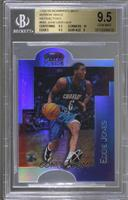 Kobe Bryant, Eddie Jones /100 [BGS 9.5]