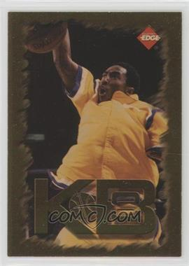 1998-99 Collector's Edge Impulse - KB8 - Alternate Gold #4 - Kobe Bryant