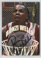 Bonzi Wells (Black Ink)