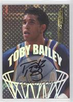 Toby Bailey (Black Ink)