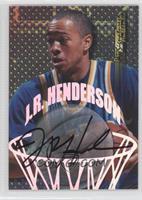 J.R. Henderson (Black Ink)
