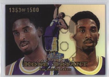 1998-99 Flair Showcase - [Base] - Row 1 #2 - Kobe Bryant /1500
