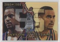 Jayson Williams #/3,000