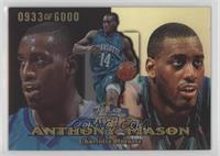 Anthony Mason #/6,000