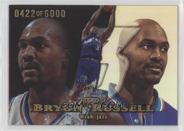 1998-99 Flair Showcase - [Base] - Row 1 #87 - Bryon Russell /6000 [EXtoNM]