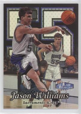 1998-99 Flair Showcase - [Base] - Row 2 #55 - Jason Williams