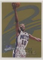 Sam Cassell [EX to NM] #/99