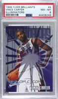Vince Carter [PSA 8 NM‑MT]