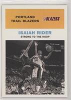 Isaiah Rider #/61