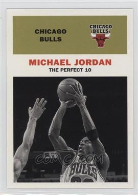 1998-99 Fleer Tradition - [Base] - Vintage '61 #142 - Michael Jordan
